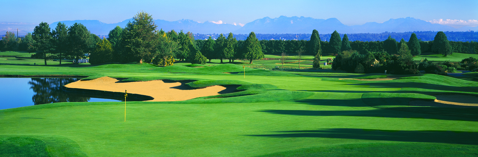 Vancouver Island Golf Courses For Sale